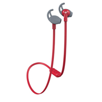 Zagg Freerein Sport Wireless Earbuds - Red