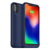 Mophie Juicepack Air for iPhone X - Blue