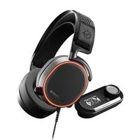 SteelSeries Arctis Pro Gaming Headset with GameDAC - Black
