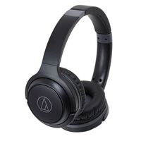 Audio-Technica ATH-S200BT Wireless On-Ear Headphones - Black