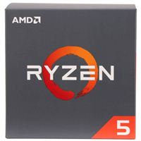 Photo - AMD Ryzen 5 2600 3.4GHz 6 Core AM4 Boxed Processor with Wraith Stealth Cooler