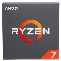 AMDRyzen 7 2700 3.2GHz 8 Core AM4 Boxed Processor with Wraith...