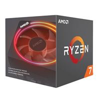 Photo - AMD Ryzen 7 2700X 3.7GHz 8 Core AM4 Boxed Processor with Wraith Prism Cooler
