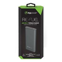 Digipower 60 Watt USB-C Power Delivery Portable Charger