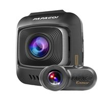 Papago GoSafe S780 Full HD 1080p Sony Starvis/Exmor Imaging sensor Dual Channel Dash Cam w/ 16GB microSD card