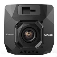 Papago GoSafe S37 Full HD 1080p Sony Exmor Imaging sensor Dash Cam w/ 8GB microSD card
