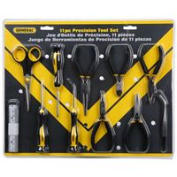 General Tools 11 Piece Precision Tool Set