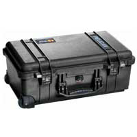 Pelican Black Case with Padded Dividers - 1510