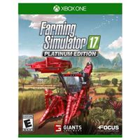 Rhino Farming Simulator 17 Platinum Edition (Xbox One)