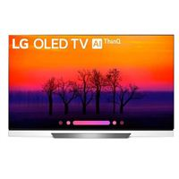 "LG OLED65E8PUA 65"" Class (64.5"" Diag.) 4k HDR AI Smart OLED TV w/ ThinQ"