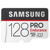 Samsung PRO Endurance 128GB 100MB/s (U1) MicroSDXC Memory Card with...