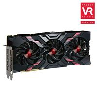 PowerColor AXRX Red Dragon Radeon RX Vega 56 Overclocked Triple-Fan 8GB HBM2 PCIe Graphics Card