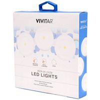 Vivitar Stick on Led Lights 3 pk.