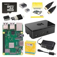 CanaKit Raspberry Pi 3 Model B+ Complete Starter Kit - 16 GB Edition