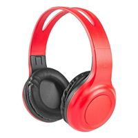 Lifeguard Bluetooth Waterproof Headphones - Red