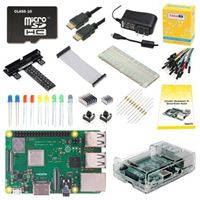 CanaKit Raspberry Pi 3 Model B+ Ultimate Starter Kit - 16GB Edition