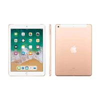 "Apple 9.7"" iPad 6 (32GB, Wi-Fi + Cellular, Gold"