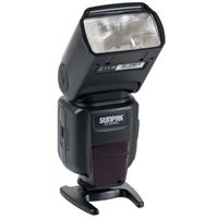 SUNPAK DF3600U Flash for Canon and Nikon DSLR and HDSR Cameras