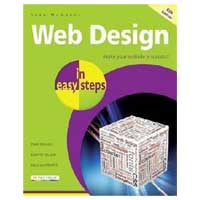 PGW Web Design in easy steps, 6th Edition