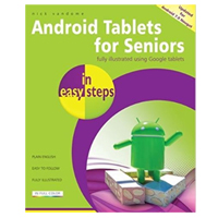 PGW Android Tablets for Seniors In Easy Steps, 3rd Edition