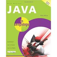 PGW Java in easy steps: Covers Java 8, 5th Edition