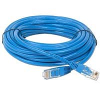 Inland CAT 5e Molded Boots Cable 14 ft. 5 Pack - Blue