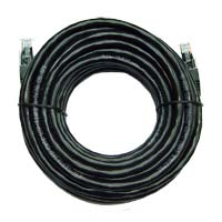 Inland 50 Ft. CAT 6 Stranded, 26 Gauge Ethernet Cable - Black