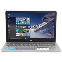 "HP Pavilion 15-cd067ca 15.6"" Laptop Computer Refurbished - Silver"