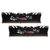 G.Skill Flare X 16GB 2 x 8GB DDR4-3200 PC4-25600 CL14 Dual Channel Desktop Memory Kit
