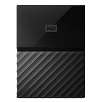 "WD My Passport 2TB USB 3.0 2.5"" Portable External Hard Drive - Black"