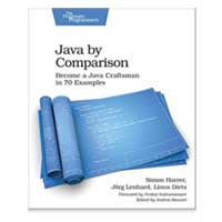 pragmatic Java By Comparison: Become a Java Craftsman in 70 Examples, 1st Edition