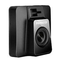 Papago GoSafe 118 HD Dash Cam Refurbished w/ 16GB Micro SD Card