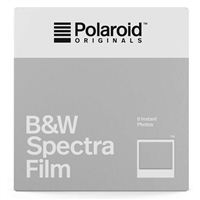 Polaroid B&W Film for Image/Spectra - 8 Exposures