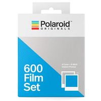 Polaroid Film Set for 600 8 Exposures - Double Pack