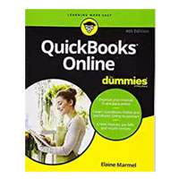 Wiley QuickBooks Online For Dummies, 4th Edition