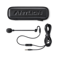 AntLion Audio ModMic 4.0 Attachable Unidirectional Boom Microphone - Black
