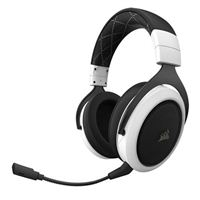 Corsair HS70 Wireless Gaming Headset - White