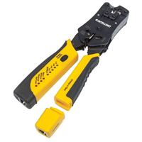 Intellinet Universal 2-in-1 Modular Crimper and Cable Tester
