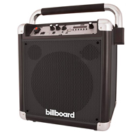 Billboard Thunder 40 Watt Speaker - Black