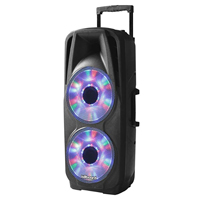 Billboard Mega Rocker 250 Watt Speaker - Black