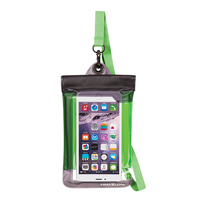 Travelon Waterproof Smart Phone/Digital Camera Pouch - Green
