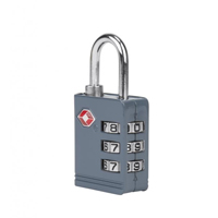 Travelon TSA Accepted Luggage Lock - Slate Gray