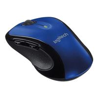 Logitech Wireless Mouse M510 - Deep Blue