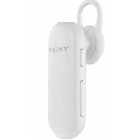 Sony Mbh22 Mono Bluetooth Headset White Micro Center