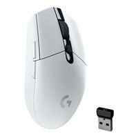 Logitech G305 Wireless Optical Gaming Mouse - White