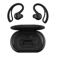 JLab Epic Air True Wireless Earbud Headphones - Black