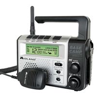 Midland GMRS 2-Way Radio with Emergency Crank