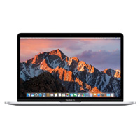 "Apple MacBook Pro MPXU2LL/A 13.3"" Laptop Computer - Silver"
