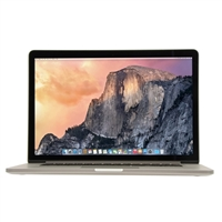 "Apple MacBook Pro with Retina Display MJLQ2LL/A 15.4"" Laptop Computer - Silver"