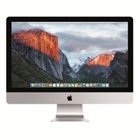 "Apple iMac FK472LL/A Late 2015 27"" All-in-One Desktop Computer Refurbished"